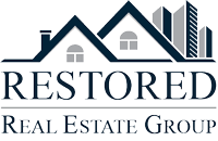 Restored Real Estate Logo